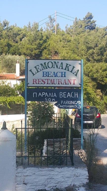 Lemonaki Beach