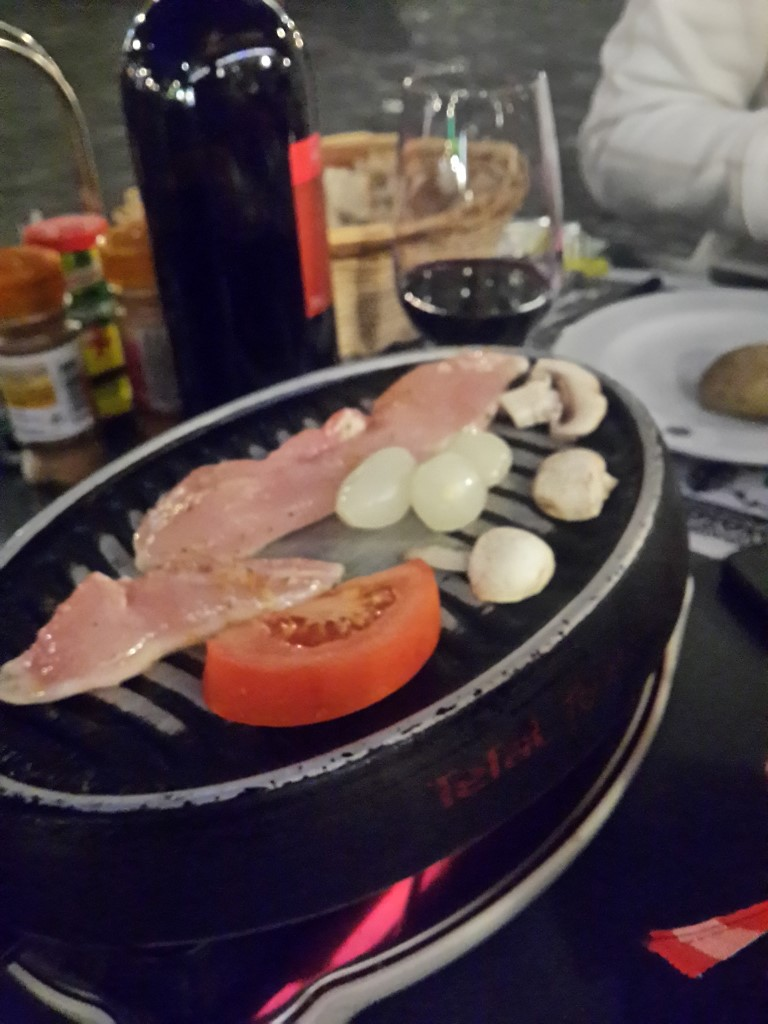 Swiss Chucci - Raclette