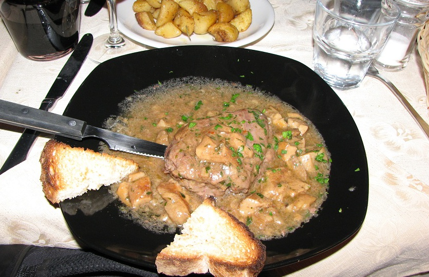 La Taverna İtaliana - Roma - İTALYA