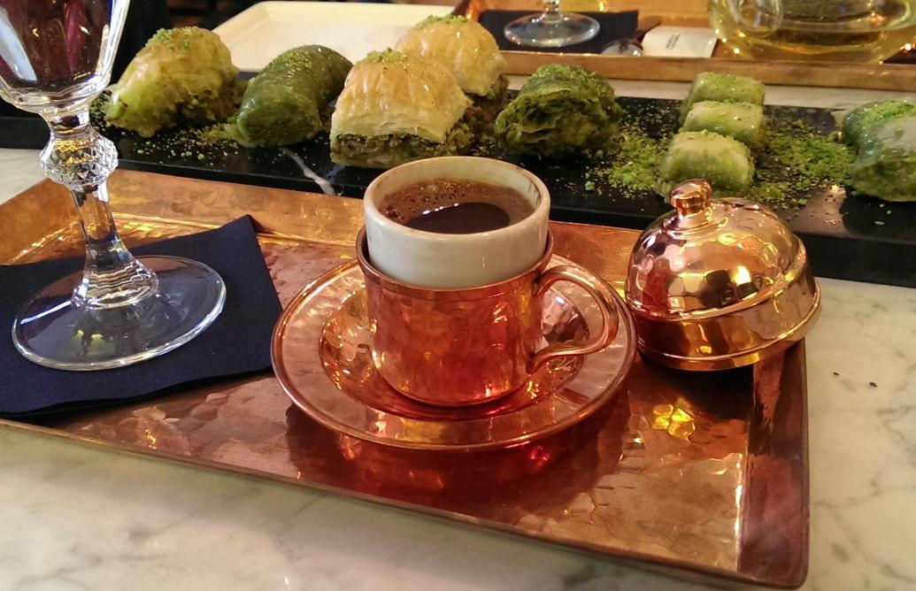 Pare Baklava Bar - Nişantaşı - İSTANBUL