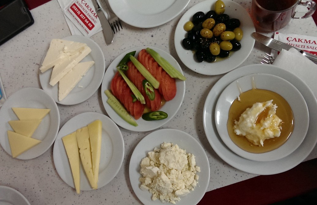 Çakmak Kahvaltı Salonu - Beşiktaş - İSTANBUL