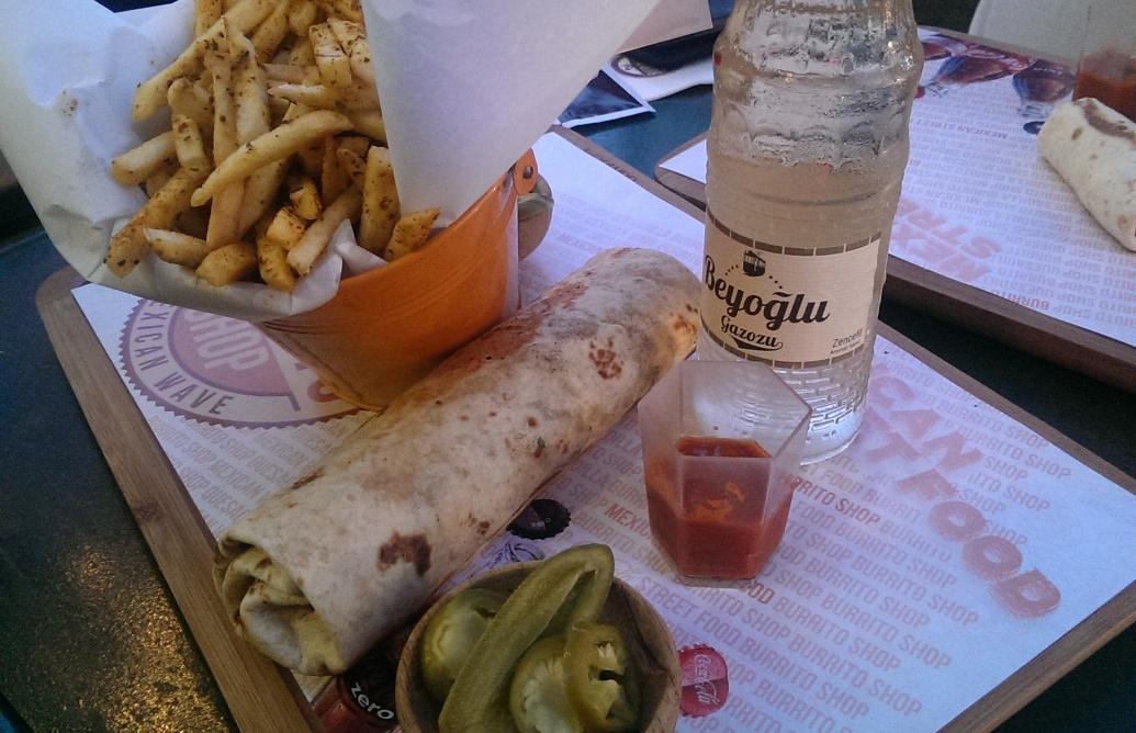Burrito Shop - Caddebostan - İSTANBUL