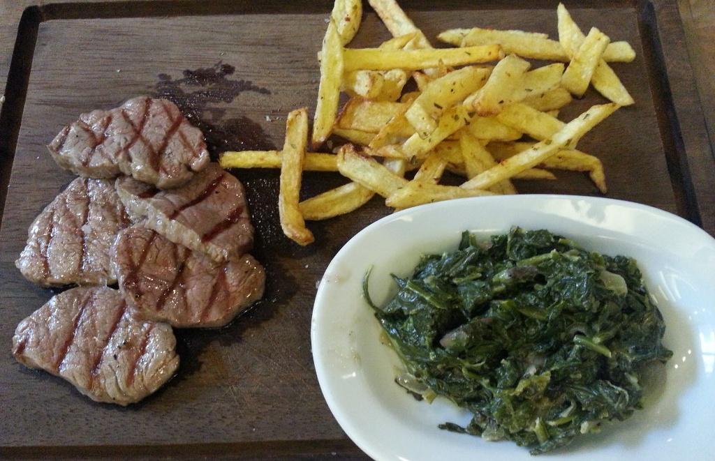 Cumbalı Steak Restaurant - Kurtuluş - İSTANBUL