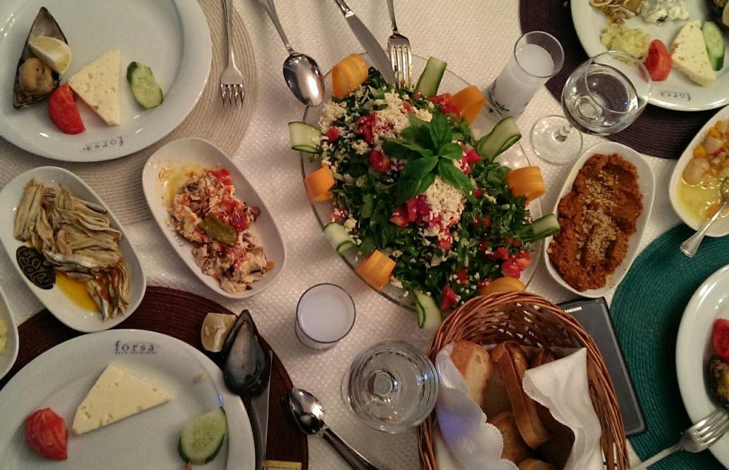 Forsa Balık Restaurant - Samatya - İSTANBUL