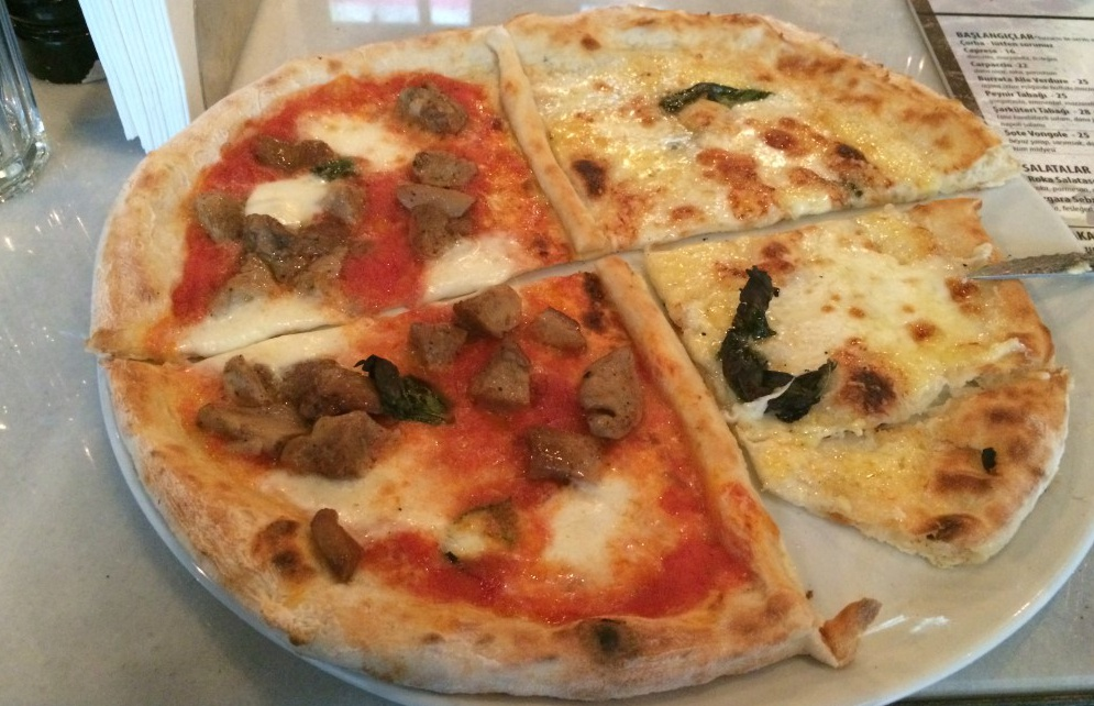 Birdies Pizza - Kapandı