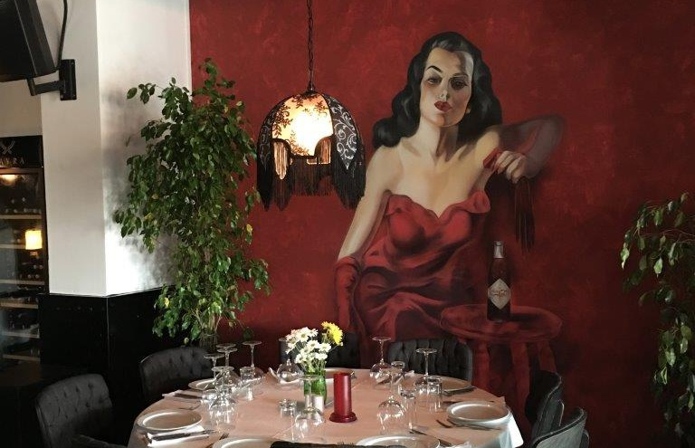 Cano Restaurant & Bar - Karaköy - İSTANBUL