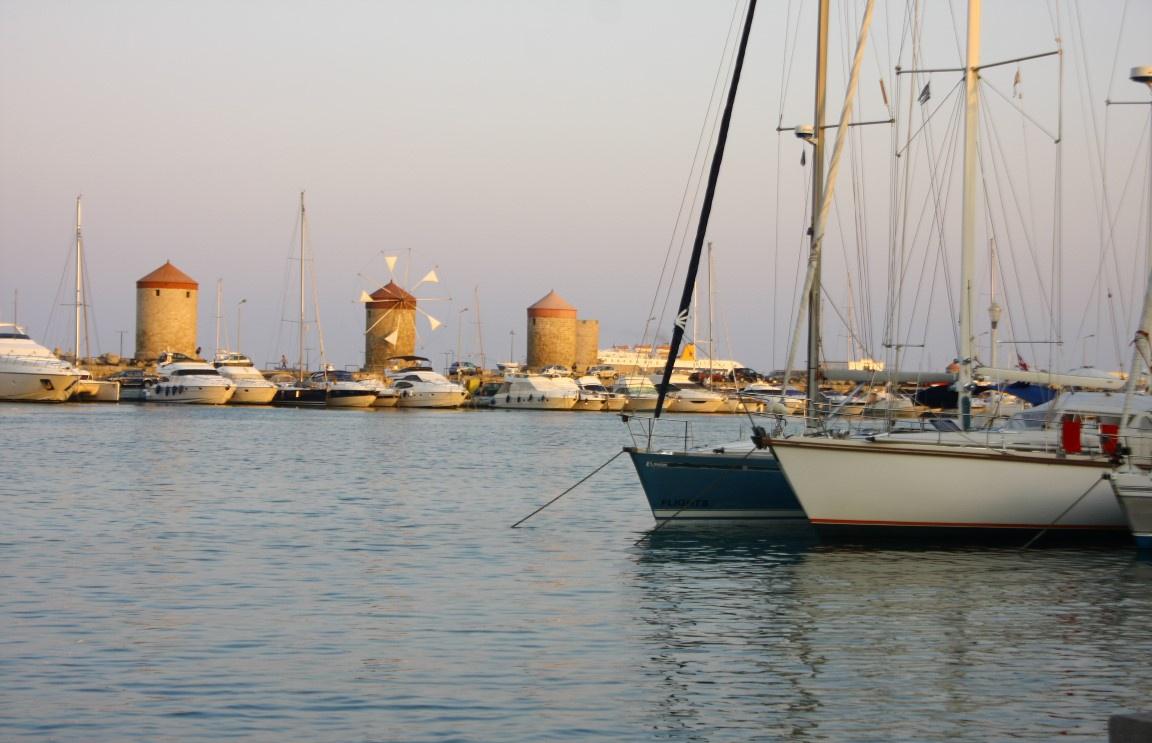 Rodos Adası Gezisi