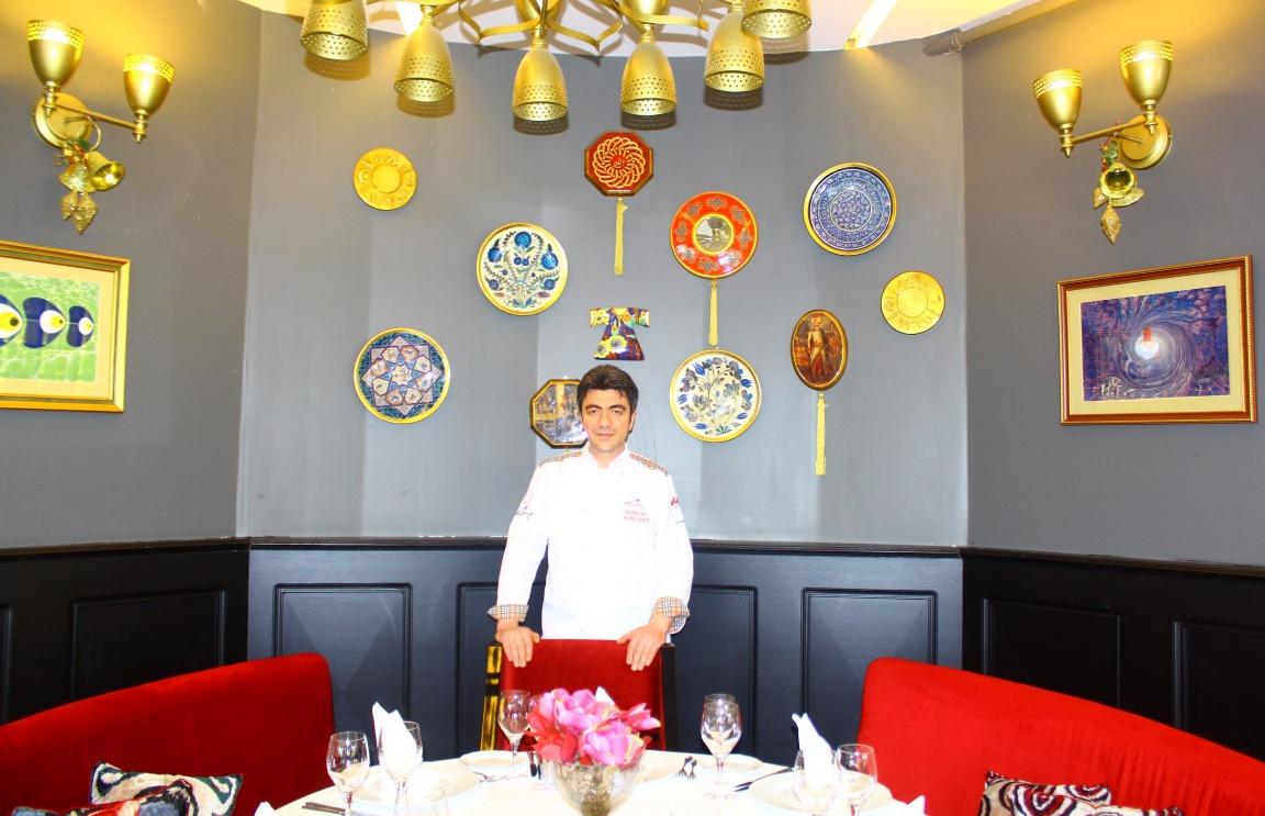 Deraliye Ottoman Cuisine Restaurant Şefi Nuri Özer Röportajı