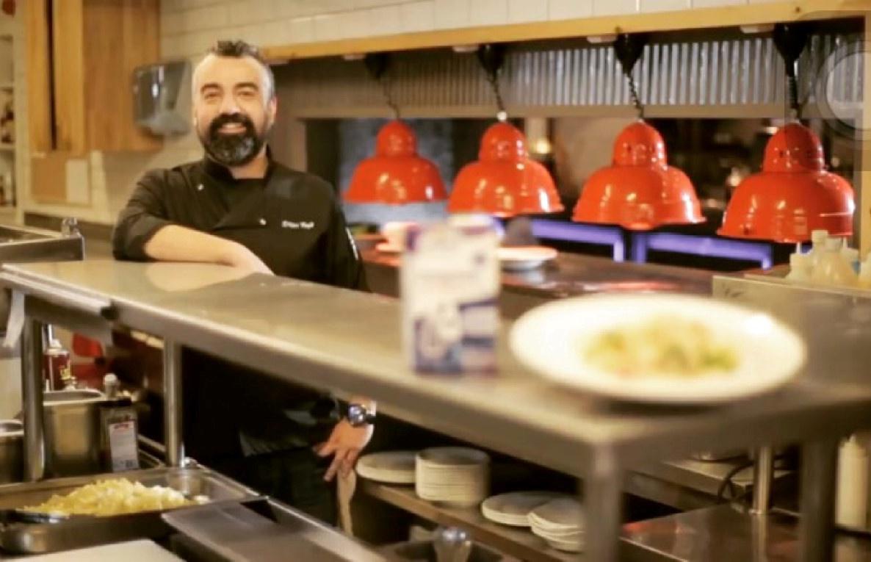 Sandalyee Brasserie Şefi Erkan Yeşil Röportajı
