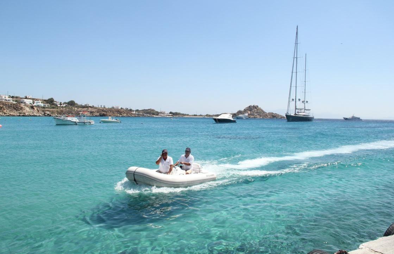 Mykonos Adası Gezisi