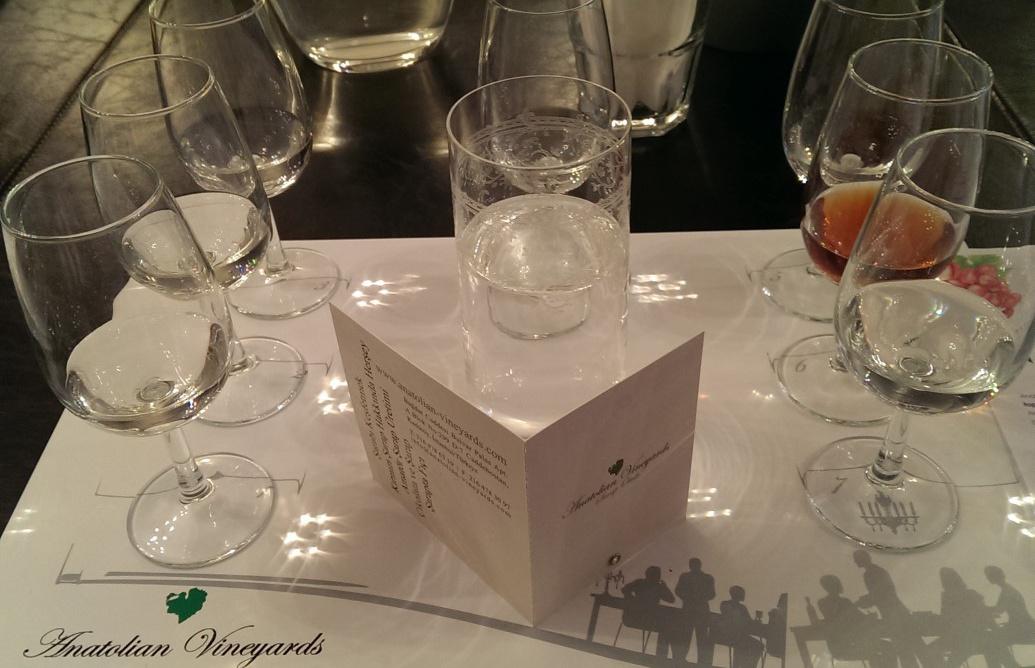 Anatolian Vineyards Şarap Okulu