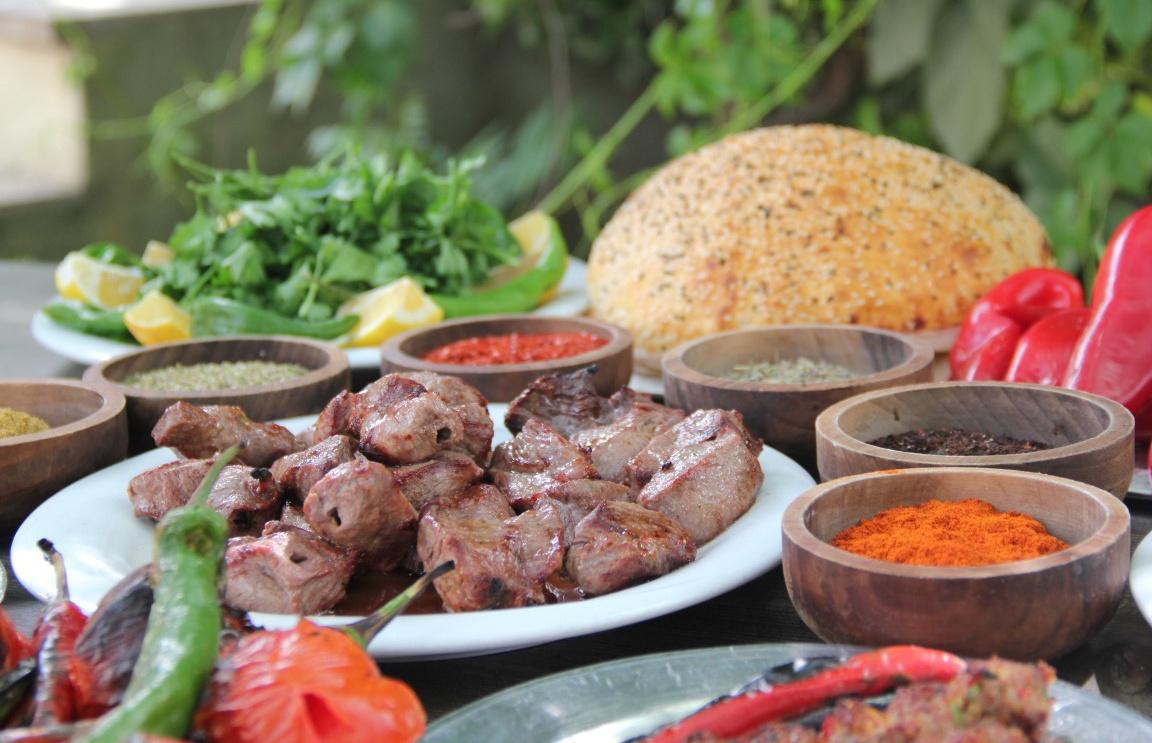 Gaziantep Gastro Gezisi (Fıstıkzade İle)