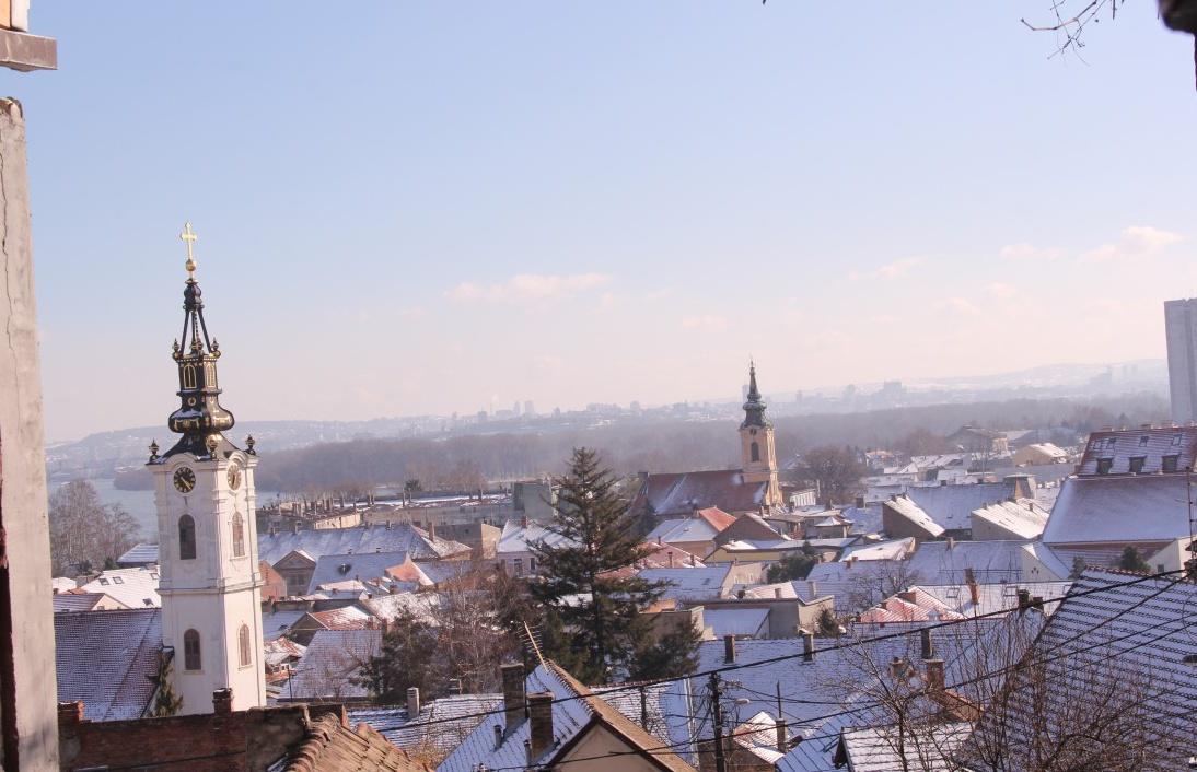 Belgrad (Beograd) Gezisi