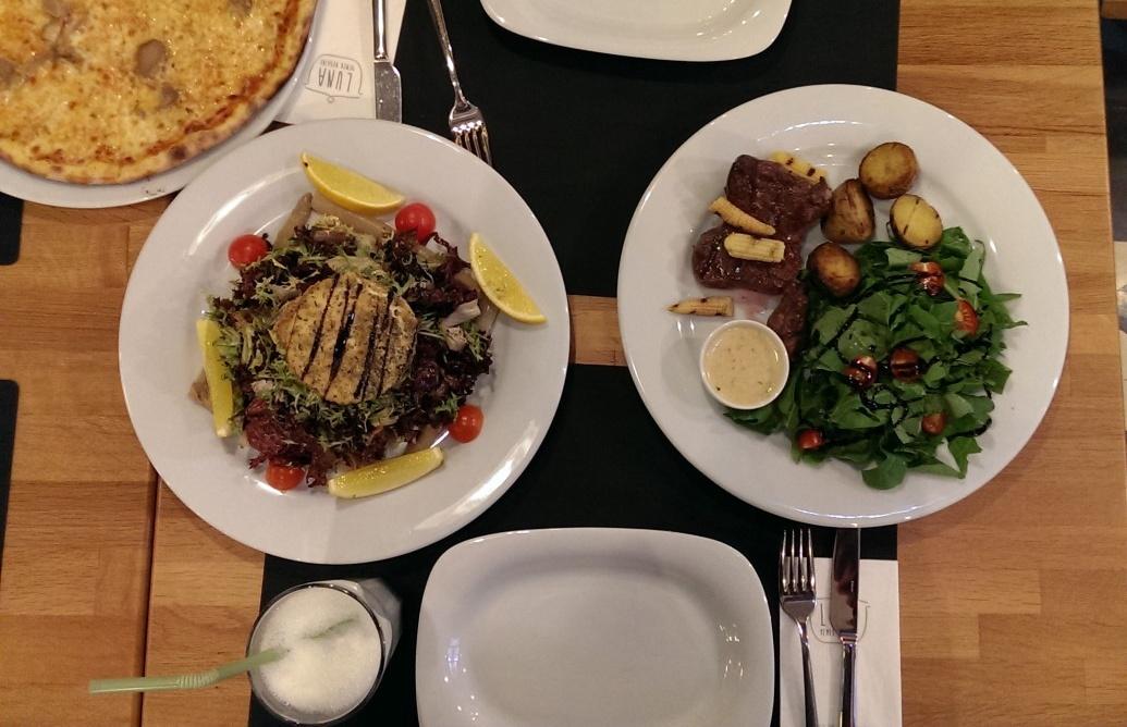 Luna Yemek Vesaire - Batı Ataşehir - İSTANBUL