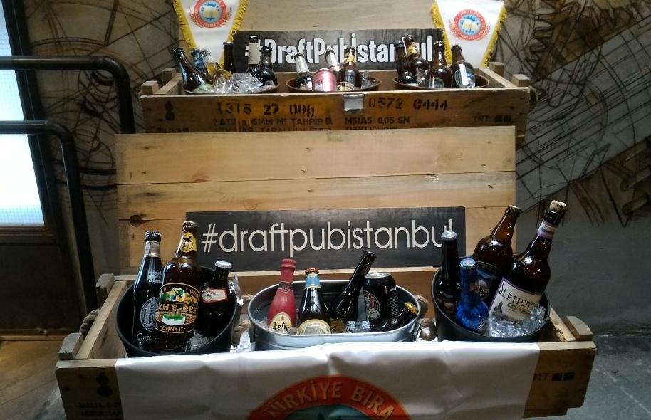 TÜBİKOK Bira Tadım Etkinliği - Erenköy - İSTANBUL