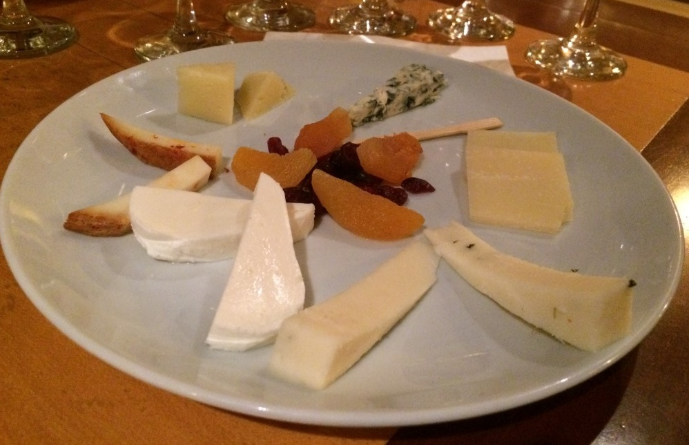 5 Şarap 5 Peynir Tadımı - Galata- İSTANBUL