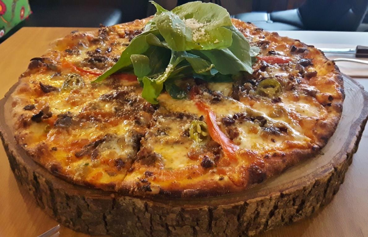Zucca Pizza & Cafe - Kurtuluş - İSTANBUL