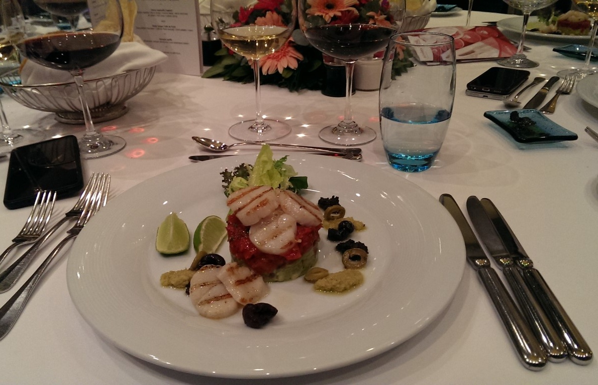 Mövenpick Otel AzzuR Restaurant -  70. Yıl Menü Tadımı