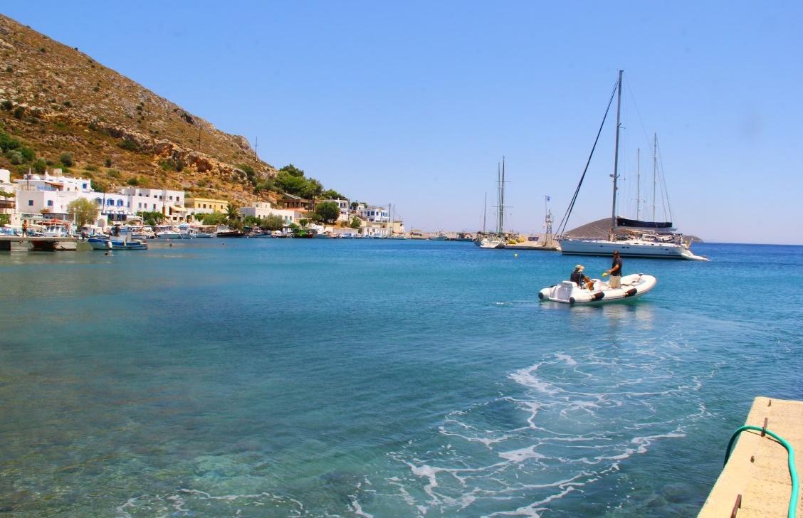 Leros Adası Gezisi
