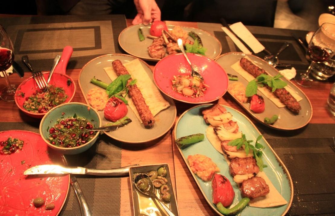 Tershane Restoran - Karaköy - İSTANBUL