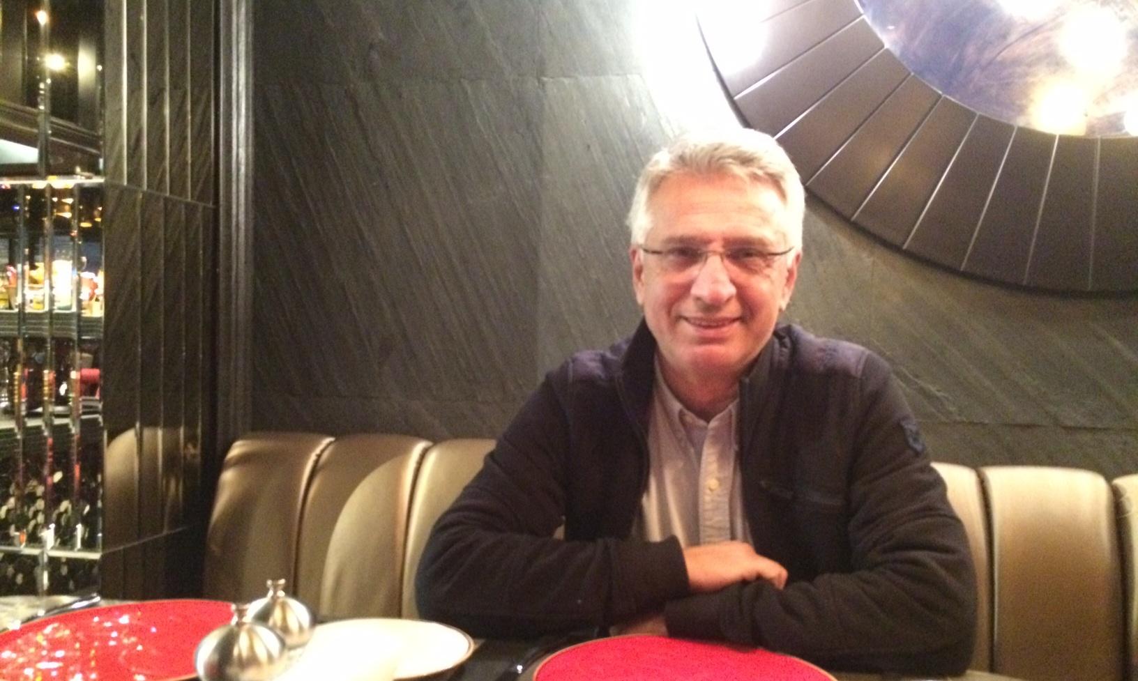Tershane Restoran Şefi ve Ortağı Vedat Başaran ile Röportaj