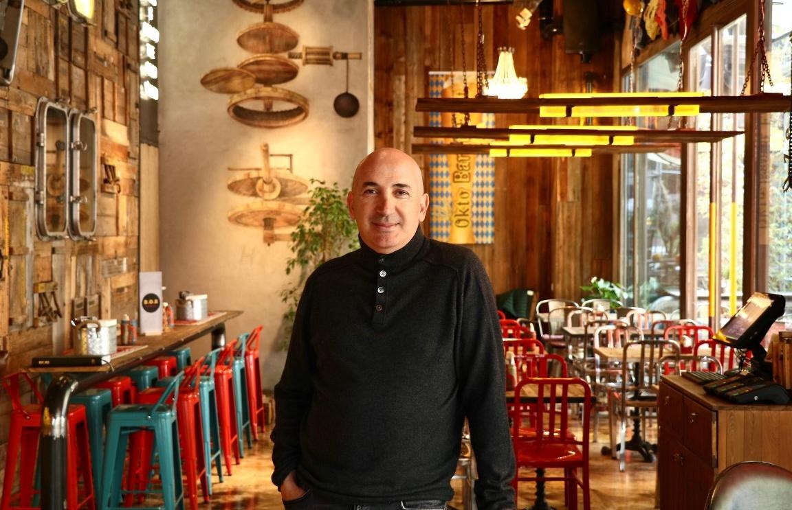 Draft Gastro Pub Sahibi Turan Turanlı ile Röportaj