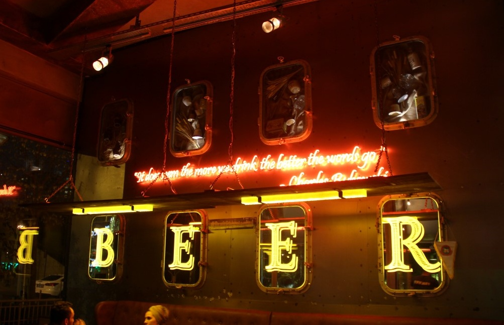B.O.B Best of Burger - Batı Ataşehir - İSTANBUL