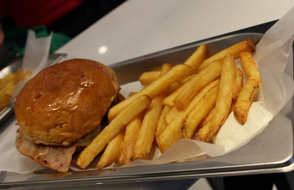 Banko Burger - Moda - İSTANBUL