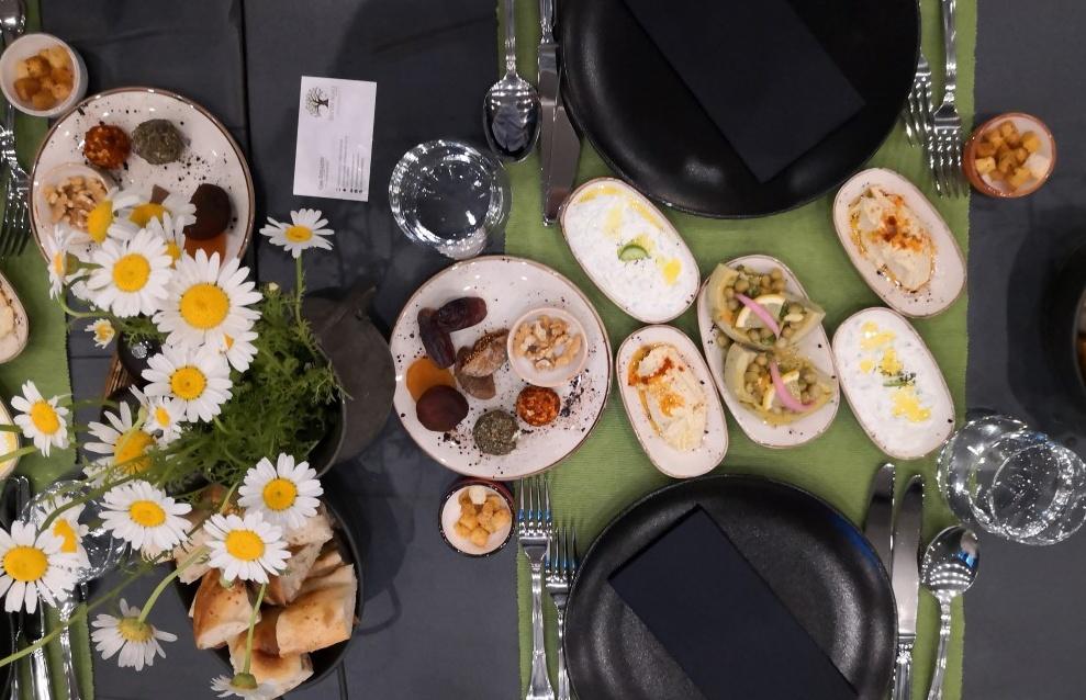 Zeytin Ağacı Cafe&Restaurant - Ayvansaray - İSTANBUL