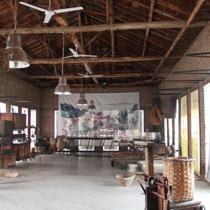 Adatepe Zeytinyağı Müzesi - Küçükkuyu - ÇANAKKALE