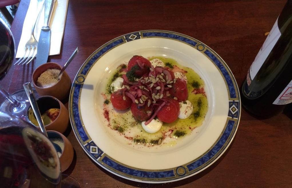 Restaurant Mabou - Asmalımescit - İSTANBUL