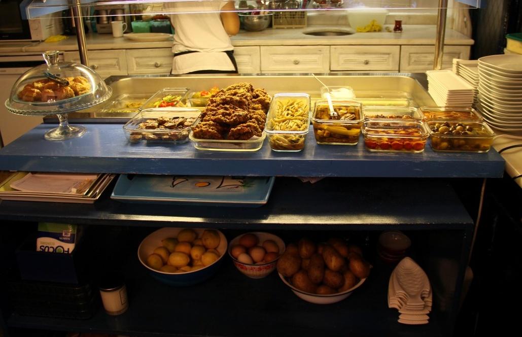 Blue House Restaurant - Kaş - ANTALYA