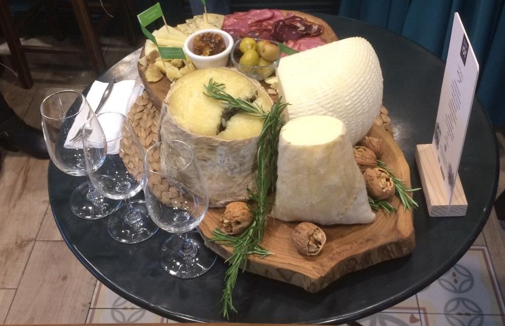 Antre Gourmet Peynir Tadımı