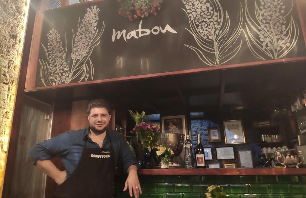 Mabou Restoran'ın Sahibi ve Şefi Cem Ekşi ile Röportaj