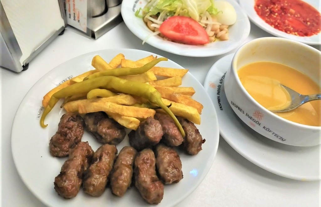 Grilled Meatball Restaurants of Istanbul - 6