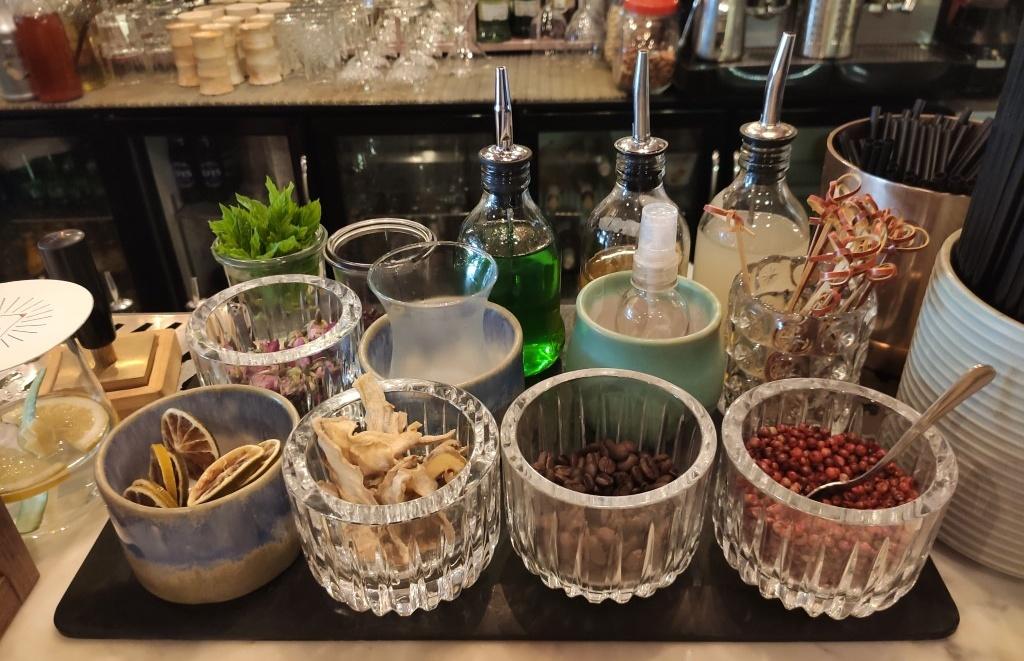 İnari Omakase Japanese Restaurant - Kuruçeşme - İSTANBUL