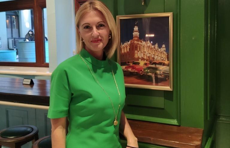 La Bodeguita Del Medio'nun Ortaklarından Anna Ferrara ile Röportaj